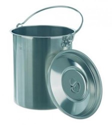 Slika za container 6 l with lid and handle