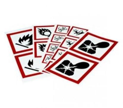 """Slika za ghs symbol """"hazardous to the environment"""
