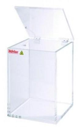 Slika za beta-waste protective containers,plexigl