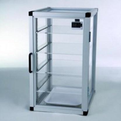 Slika za desiccator cabinet,glass-clear acrylic