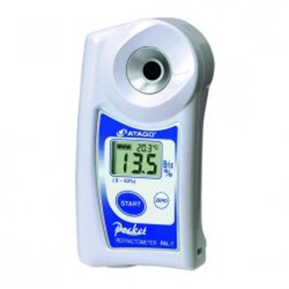 Slika za digital hand-held pocket refractometer p