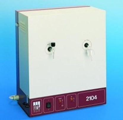 Slika za double water distillation units,cap. 4 l