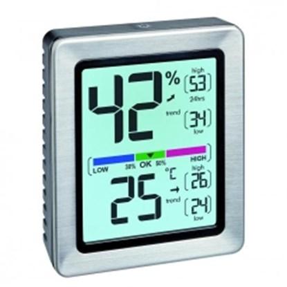 Slika za Digital Thermo-/Hygrometer EXACTO
