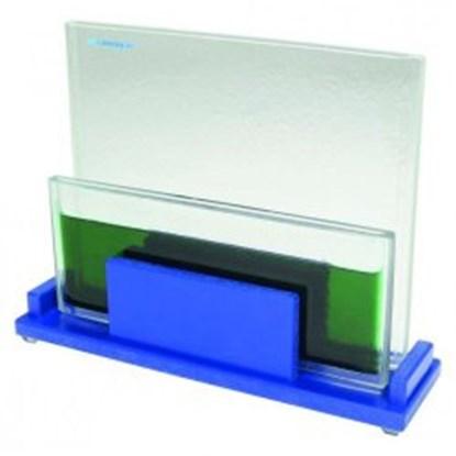 Slika za dipping chambers, glass insert 200 x 100